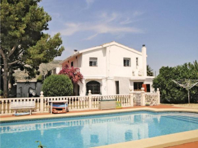 Holiday home Partida Mollons, Ondara